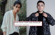 """Chuyện gì thế này: """"Trùm"""" view K-ICM kết hợp với """"hiện tượng trending"""" lại cho ra MV """"xịt ngóm"""" chỉ đạt... 400k view sau gần 1 ngày ra mắt!"""