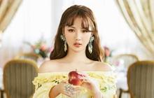 """AMEE cầm táo tưởng hoá Bạch Tuyết nhưng lại là công chúa Disney, kết hợp Hậu Hoàng chuẩn bị """"công phá"""" Vpop bằng liên hoàn sản phẩm"""