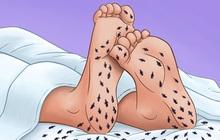 Đừng chủ quan nếu bạn đang gặp phải các dấu hiệu sau, 10 biểu hiện của cơ thể chứng tỏ bạn đang có vấn đề