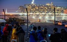 Người Anh đầu tiên qua đời vì nhiễm virus corona là hành khách du thuyền Diamond Princess