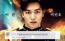 """""""Quân Vương Bất Diệt"""" Lee Min Ho vừa tái xuất """"3 giây"""" đã leo thẳng top 1 trending xứ Hàn vì quá đẹp trai"""