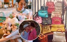 Choáng với khối tài sản hàng chục triệu đô của bạn gái Quang Bảo: Chỉ riêng BST túi hiệu thôi đã khiến dân tình lác mắt!