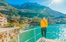 """Vũ Khắc Tiệp """"nhá hàng"""" về hành trình bất ngờ đến 8 địa điểm đắt giá ở Thuỵ Sĩ chỉ vì bộ phim """"Hạ cánh nơi anh"""""""