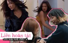 """8 màn tát liên hoàn """"đi vào lòng người"""" ở phim Châu Á: Điên nữ Yi Seo ghê gớm đấy nhưng chưa là gì so với các chị đại"""
