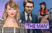 """Taylor Swift đúng thánh """"cài cắm"""": Vạch trần định kiến xã hội, """"mỉa"""" khéo Scooter Braun và vợ chồng Kim Kardashian cùng 7749 sự thật trong MV """"The Man"""""""