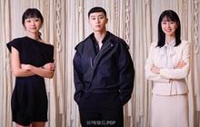"""Dàn cast """"Itaewon Class"""" họp báo riêng tư tránh virus Corona: Kim Da Mi như mặc đồ đôi với Park Seo Joon, lấn át cả Kwon Na Ra"""