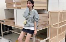 Cô nàng người Hàn cao đúng mét rưỡi mà nhìn lúc nào cũng như 1m60 nhờ 4 chiêu thức đơn giản mà xịn ra trò
