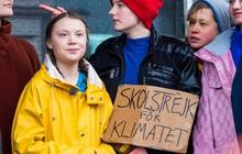 Greta Thunberg kéo hàng chục ngàn học sinh bỏ học, tụ tập biểu tình giữa bối cảnh dịch bệnh Covid-19 đang lan rộng trên khắp Châu Âu