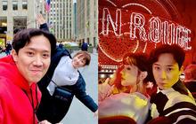 """Là nghệ sĩ đi du lịch có khác, vợ chồng Trấn Thành - Hari Won vi vu toàn địa điểm cực """"nghệ"""" ở New York"""