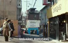 Quán ăn xếp hàng đông nghịt ở Itaewon ngờ đâu vào trong phim cũng chỉ là hàng xóm vắng khách của nhà Danbam