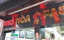 """Đề nghị truy tố nhóm giang hồ """"khủng bố"""" quán phở Hòa Pasteur nổi tiếng Sài Gòn bằng sơn, mắm tôm, gián"""