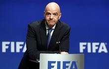 """Chủ tịch FIFA lần đầu lên tiếng về việc hoãn các trận đấu trên khắp thế giới: """"Không gì quan trọng hơn sức khỏe con người"""""""