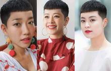 """Mỹ nhân Việt ướm thử tóc """"hạt dẻ"""" của ông chủ Park Seo Joon: Diệu Nhi cá tính khỏi bàn, Chi Pu, Hoàng Thuỳ Linh quá bất ngờ"""