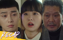 """""""Điên nữ"""" cân cả thế giới vì Park Seo Joon: Tự vào hang cọp phản đòn cực bén, quật sấp mặt bố con Jangga ở Tầng Lớp Itaewon tập 9"""