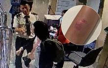 Nữ hành khách lao vào cắn nhân viên hàng không tại sân bay Tân Sơn Nhất vì mang hành lý quá ký