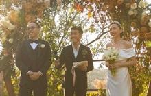 Loạt ảnh cực hiếm trong đám cưới Tóc Tiên - Hoàng Touliver cuối cùng cũng được hé lộ: Mọi khoảnh khắc hạnh phúc nhất đều có đủ!