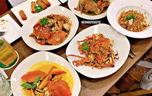 Buffet cua có gì đặc biệt mà thực khách Sài Gòn tấp nập check-in