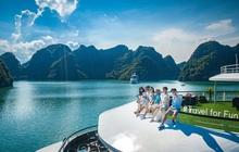 Du thuyền 5 sao trên vịnh Hạ Long - xu hướng nghỉ dưỡng độc đáo mới của giới sành chơi Việt