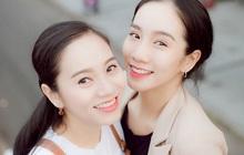 Cách biệt đến gần 10 tuổi nhưng hai chị em trông cứ như đôi bạn thân, hóa ra bí quyết của người chị gói gọn trong tinh chất này