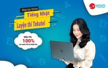 Miễn phí 100% khóa học online N4, N3 và khóa luyện thi tay nghề kỹ năng đặc định Tokutei tại Nhật Bản