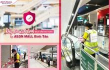 Đẩy lùi dịch bệnh - Mua sắm an toàn tại Aeon Mall Bình Tân