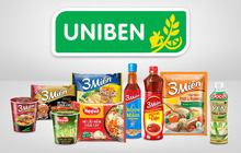 Cung cấp trên 2.5 tỷ đơn vị sản phẩm mỗi năm: Uniben đảm bảo cung ứng cả chất lẫn lượng