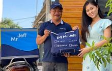 Mr Jeff - ứng dụng giặt là thông minh thời công nghệ 4.0