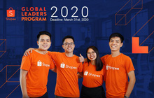 """Đường đua """"Nhà lãnh đạo toàn cầu - Global Leaders Program 2020"""" chính thức trở lại, bạn đã sẵn sàng chưa?"""