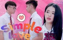 """""""Phù phép"""" Simple Love thành phiên bản đam mỹ, netizen Việt hết lời khen MV cover mới của Linh Ka vì quá đáng yêu"""