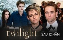 """Dàn sao Twilight sau 12 năm: """"Hotboy ma cà rồng"""" lên hạng """"Người Dơi"""", chị đẹp Kristen đổi hệ sang bách hợp"""