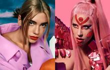 """Dua Lipa vừa ra album mới đã nhận cơn mưa lời khen vì chất lượng âm nhạc mà Lady Gaga """"theo đuổi nhưng mãi không nắm bắt được""""?"""