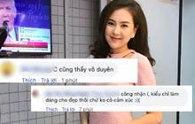 MC Mai Ngọc bất ngờ bị chỉ trích vì tươi cười kém duyên khi báo tử cố nhạc sĩ Phong Nhã trên sóng truyền hình