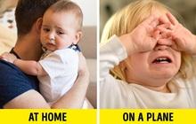 """Tại sao chúng ta nên ngừng tỏ ra khó chịu khi di chuyển cùng với gia đình có trẻ sơ sinh? Hội """"ghét trẻ em"""" càng phải biết 7 lý do này"""