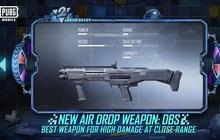 PUBG Mobile: Khám phá DBS - khẩu shotgun thần thánh chỉ xuất hiện trong thùng thính
