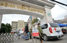 3 ca nhiễm Covid-19 mới ở BV Bạch Mai: 2 trường hợp liên quan đến nhà ăn bệnh viện, 1 ca là con dâu của bệnh nhân 133