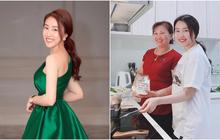 Công khai yêu đương chưa đầy 1 tháng, Hồng Loan đã mũm mĩm trông thấy: Tiến Linh chăm bạn gái khéo quá rồi không?