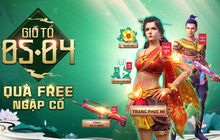 Free Fire: Garena chơi lớn khi tặng trang phục và skin súng vĩnh viễn, hoàn toàn miễn phí