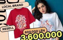 Chàng trai 10x bóc phốt reseller bán đồ streetwear cũ xì, dân tình chỉ chăm chăm hỏi Local Brand gì mà giá lên đến... 3 triệu 6!