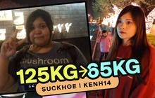 """Nàng béo xứ Trung hé lộ 8 nguyên tắc """"nhỏ mà có võ"""" giúp cô giảm được 60kg tròn trĩnh"""