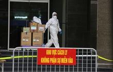 Hà Nội khoanh vùng, khử khuẩn toà nhà 30 tầng ở phố Hoàng Đạo Thuý vì có người nghi nhiễm COVID-19