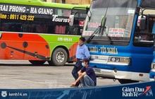 Cảnh đìu hiu chưa từng có ở Hải Phòng, cả bến xe chỉ phục vụ 1 khách đường dài
