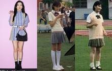 """Nhìn loạt sao Trung - Hàn để thấy chân dài hơn là """"auto"""" mặc đẹp hơn, bảo sao chị em nào cũng ham hố dùng app kéo chân"""