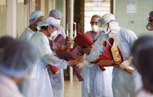 Campuchia ghi nhận 107 ca mắc Covid-19, 23 trường hợp đã khỏi bệnh
