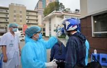 Người từng đi thăm thân ở Bệnh viện Bạch Mai dương tính khi test nhanh Covid-19
