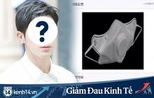 Phát minh gây bão mùa dịch: Nam idol đình đám Kpop xin bằng sáng chế khẩu trang kiểu mới, truyền thông cũng phải tán dương