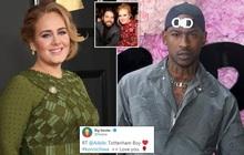 """Rộ tin Adele và bạn trai rapper chia tay sau 5 tháng, còn bị người cũ """"dằn mặt"""" chuyện nhạy cảm trong bài hát?"""