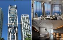 """Choáng với """"căn hộ"""" siêu khủng nhà Beckham mới tậu: Nằm trên tòa tháp cao nhất thành phố, phòng ốc rộng mênh mông lại có chỗ đáp trực thăng riêng"""