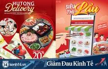 Nhiều thương hiệu lẩu nổi tiếng áp dụng hình thức giao hàng, ăn lẩu tại nhà mùa dịch giờ đã không còn khó khăn nữa