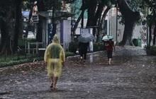 Miền Bắc chìm trong không khí lạnh, Hà Nội có mưa phùn, trời rét 18 độ C