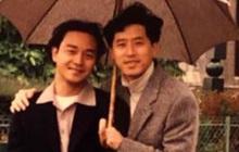 Lại thêm 1 năm Đường Hạc Đức chia sẻ ảnh chụp chung với Trương Quốc Vinh, 17 năm qua tâm tư vẫn hoài nhớ mong